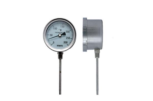 径向双金属温度计