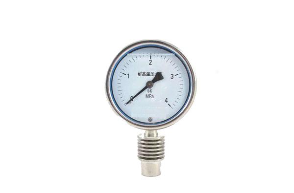 防腐耐温压力表