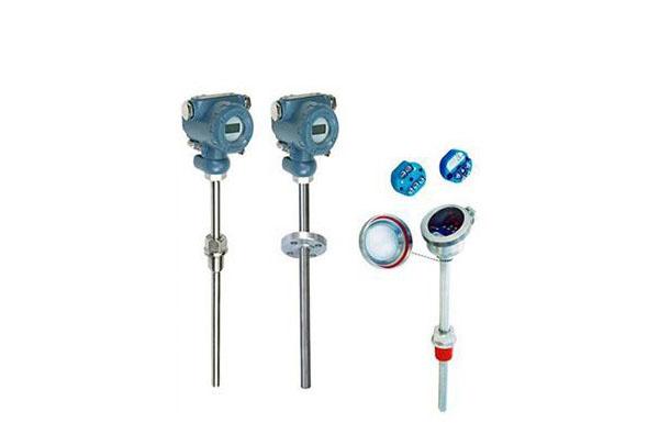 铠装式一体化热电阻温度变送器