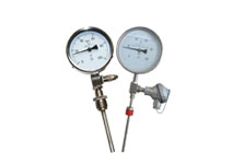 热电偶(阻)一体式双金属温度计